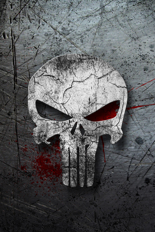 Punisher iPhone Wallpaper HD