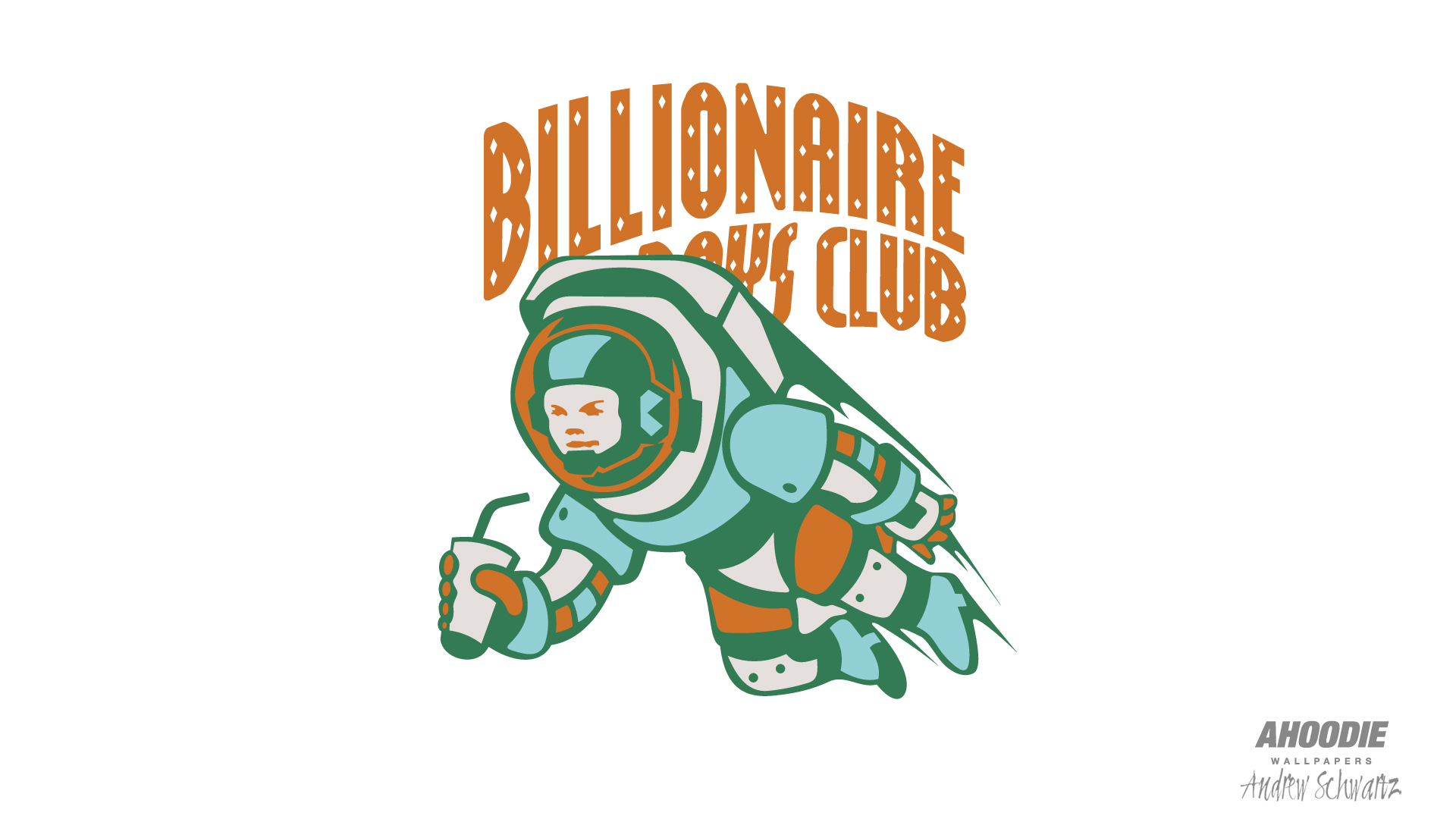 billionaire boys club astronaut logo - photo #27