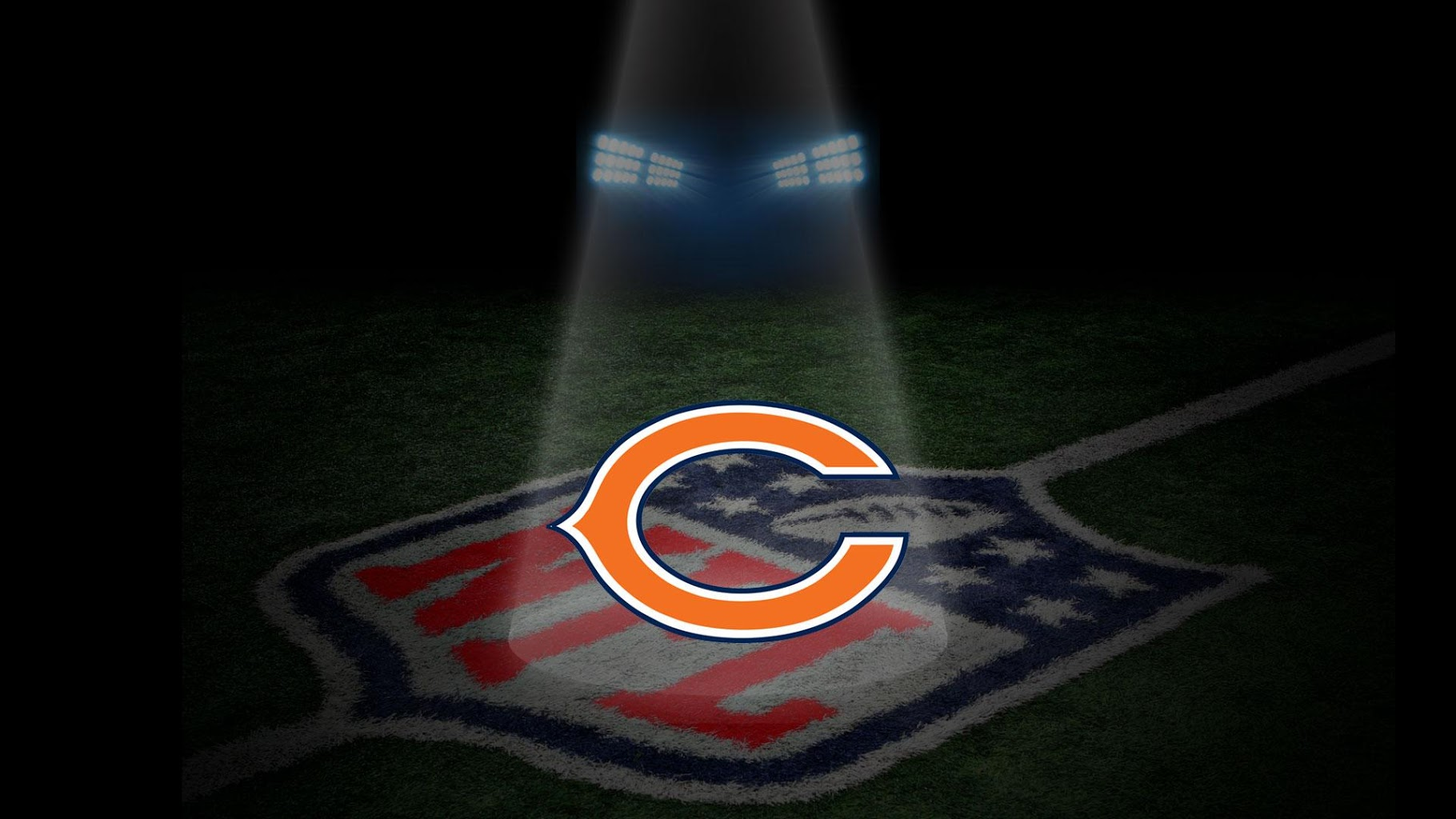Chicago Bears Live Wallpaper 1820x1024