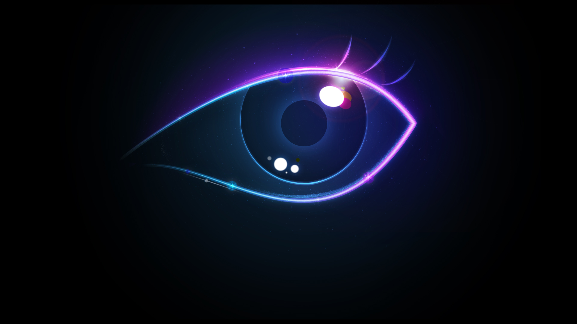 Creative Colorful Eye Wallpapers HD Wallpapers 1920x1080