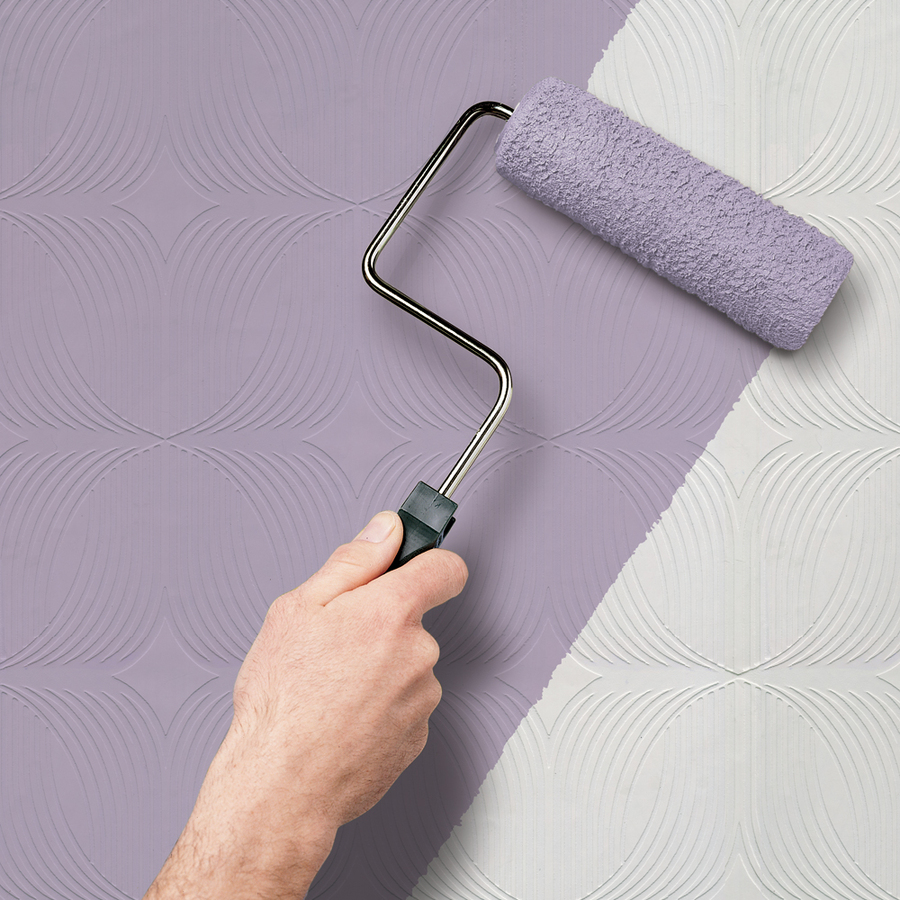 allen roth Strippable Prepasted Paintable Wallpaper at Lowescom 900x900