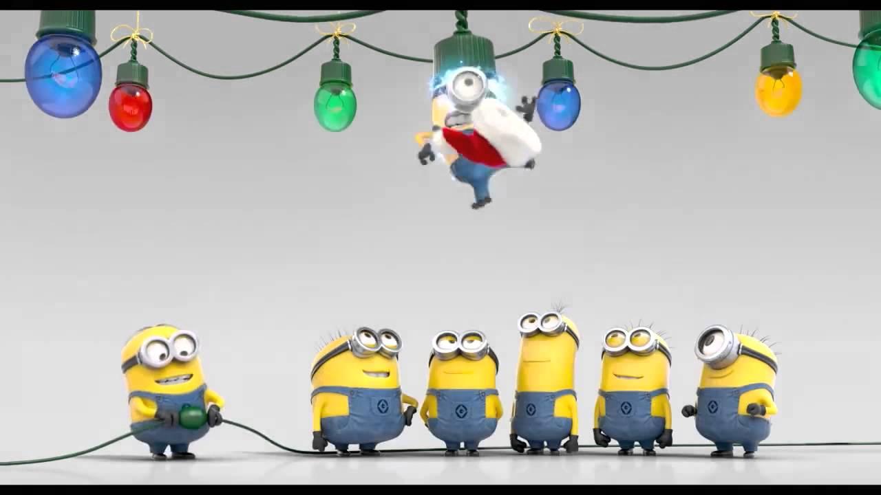... Me Minion Christmas Wallpaper minion wallpaper christmas