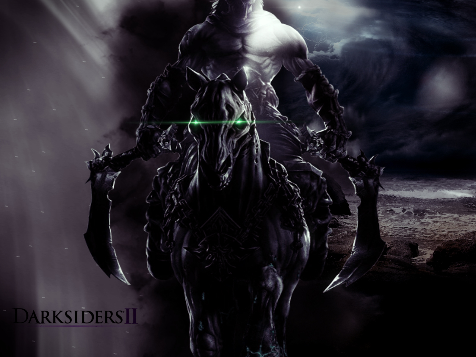 Darksiders 2 Wallpaper 1080P 1600x1200