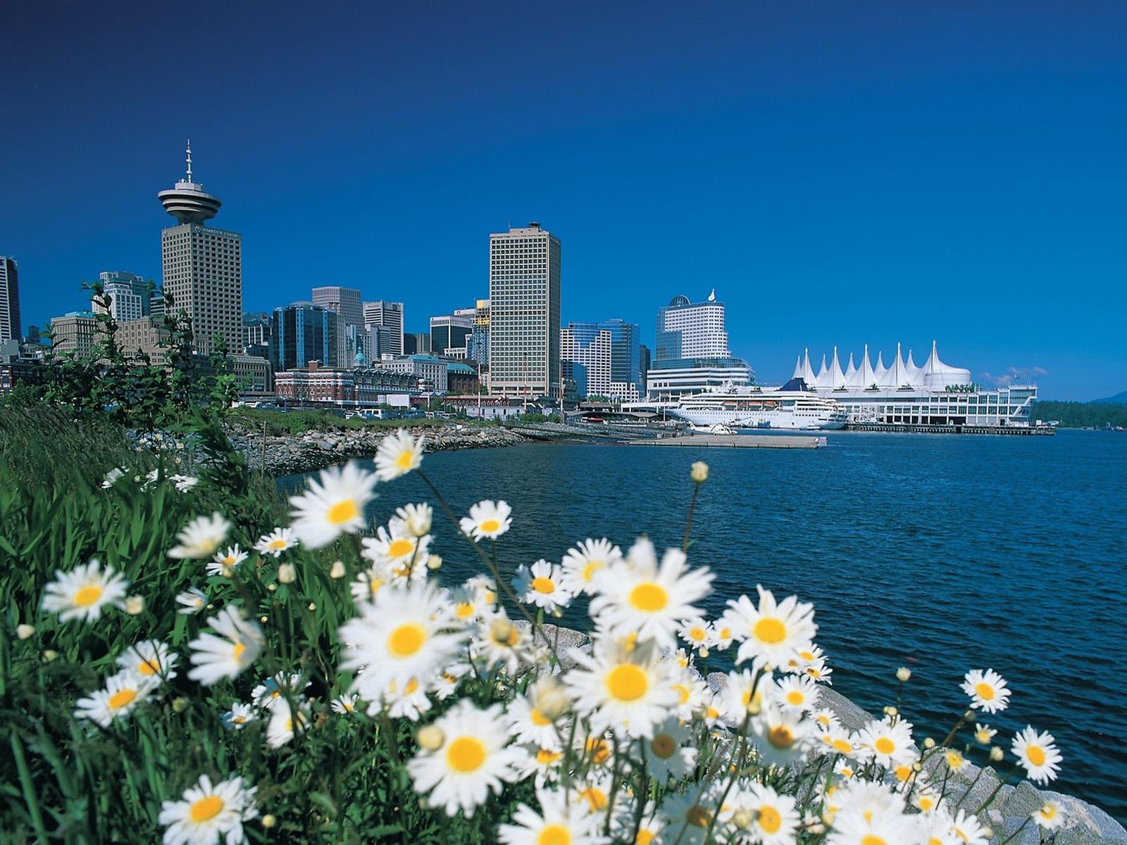 Vancouver Wallpapers Desktop Wallpapers 1600x1200