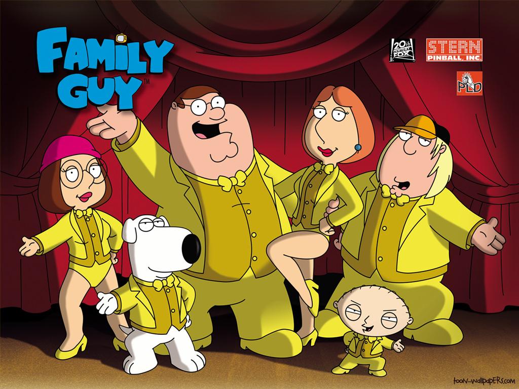 Family Guy   Wallpaper 37526 1024x768
