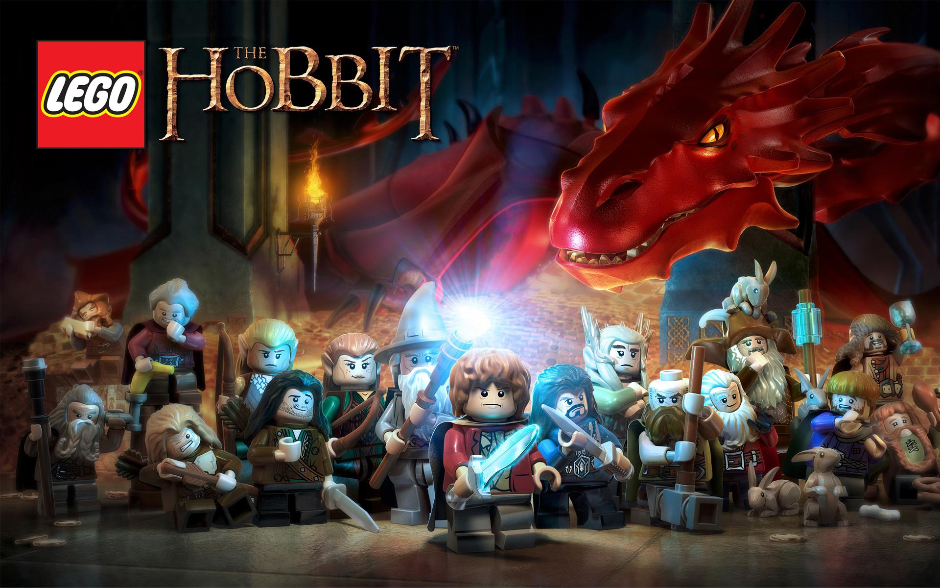 Lego The Hobbit Wallpaper in 1920x1200 1920x1200