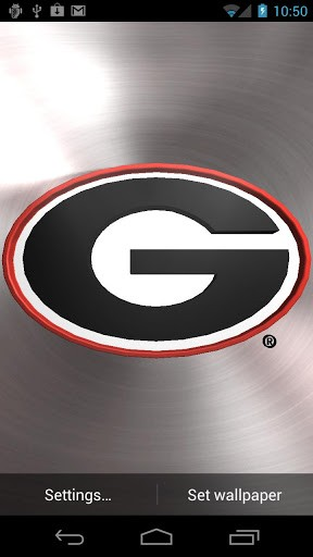 Georgia Bulldogs Logo Wallpaper Georgia bulldogs pix tone 288x512