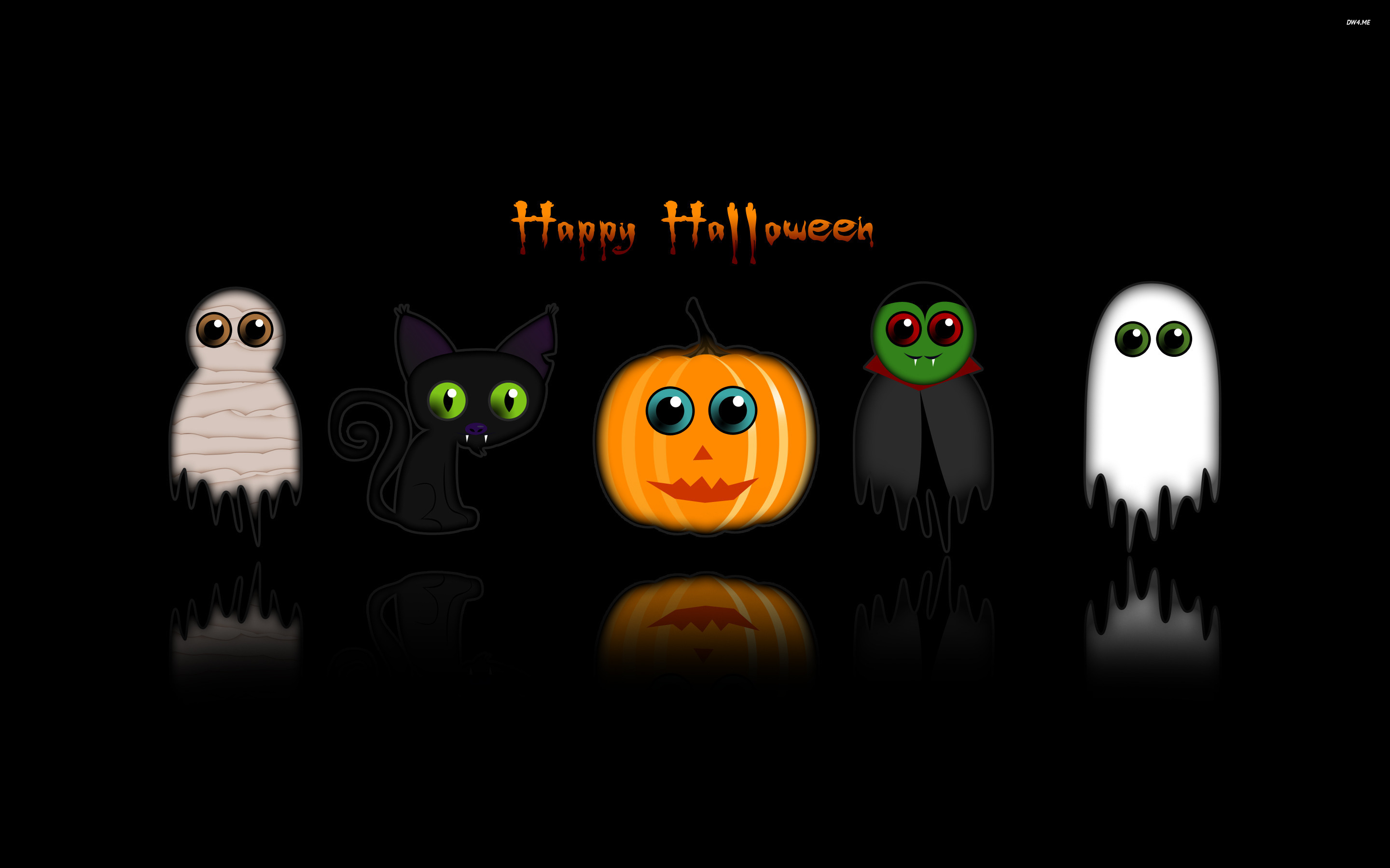 Happy Halloween wallpaper   1009348 2880x1800
