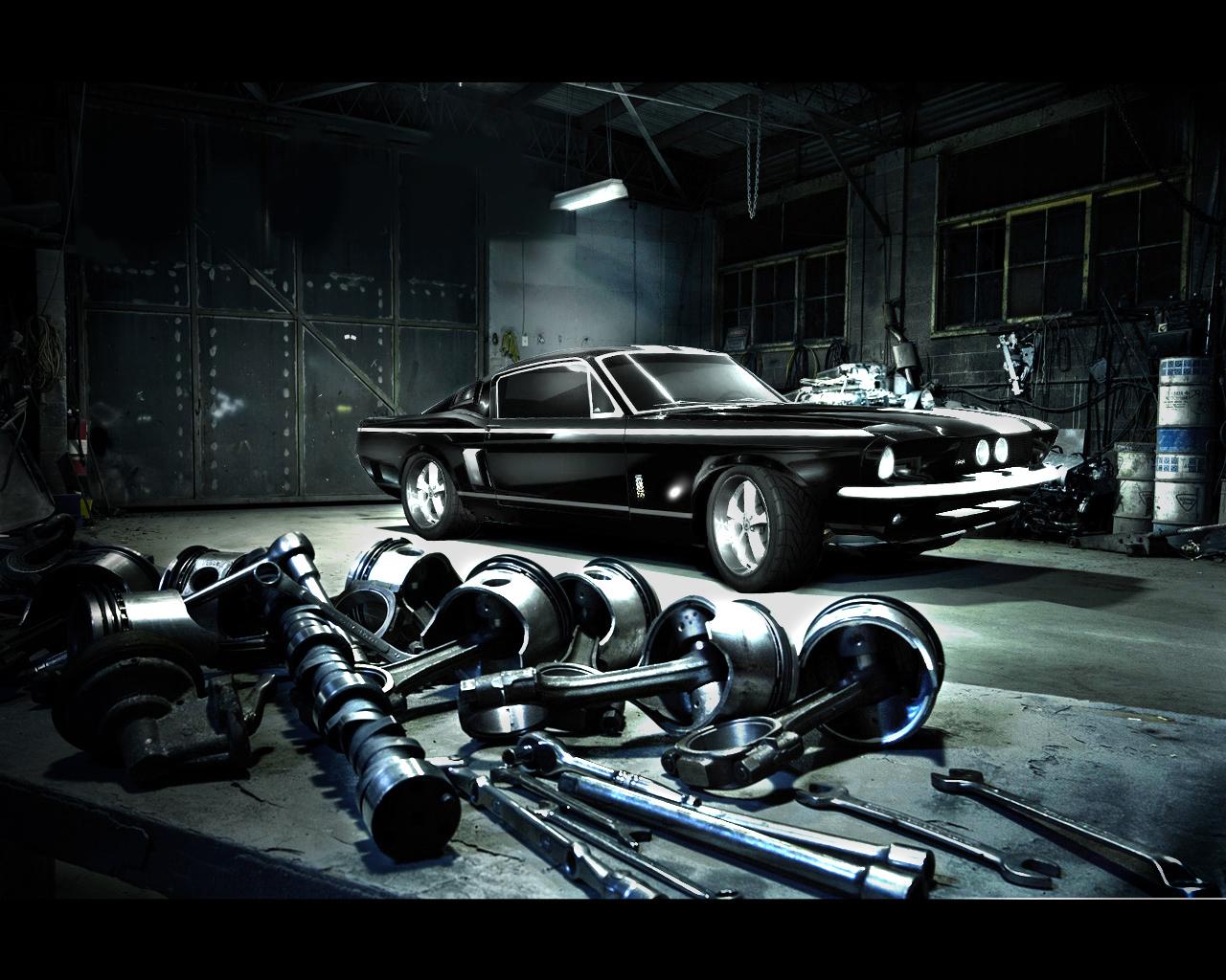 legend shelby GT 500 67 1280x1024
