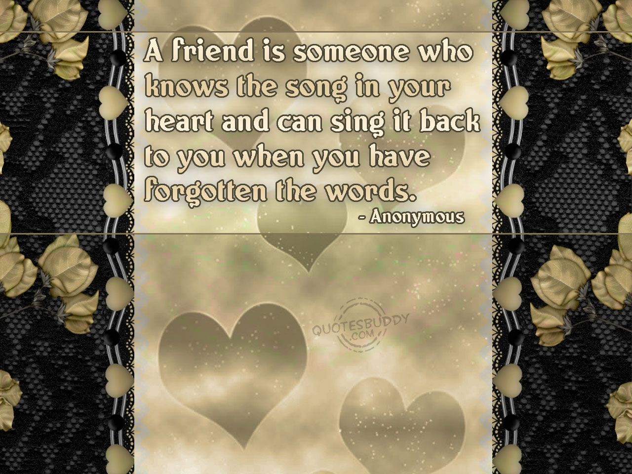 Best Friend Graphic Quotes Wallpapers 1280x960