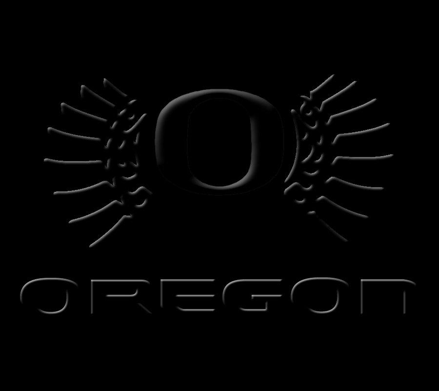 Oregon Ducks Dark by namato 900x801