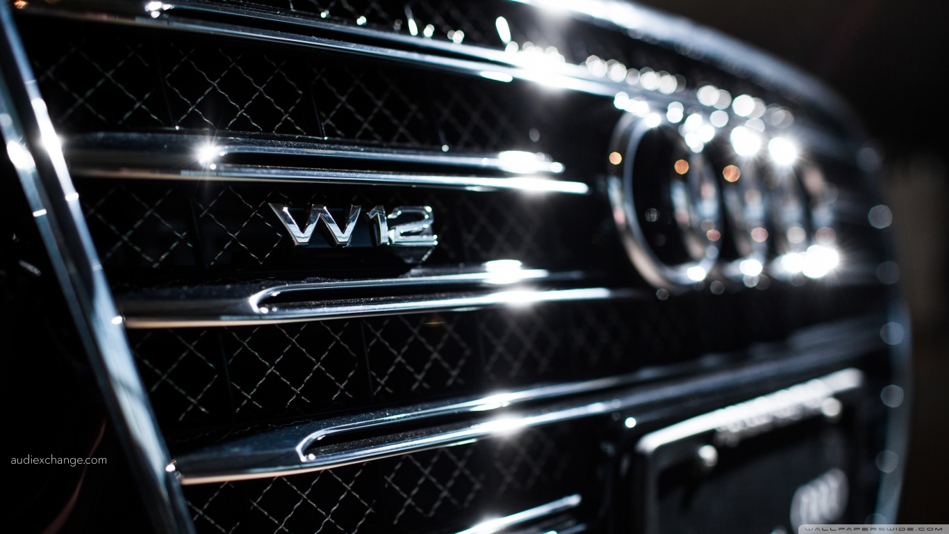 Audi A8 2016 High Definition 1366x768