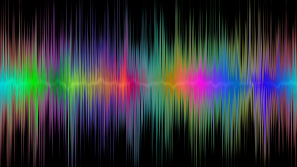 Moving Sound Waves Wallpaper HD Wallpapers on picsfaircom 1024x576