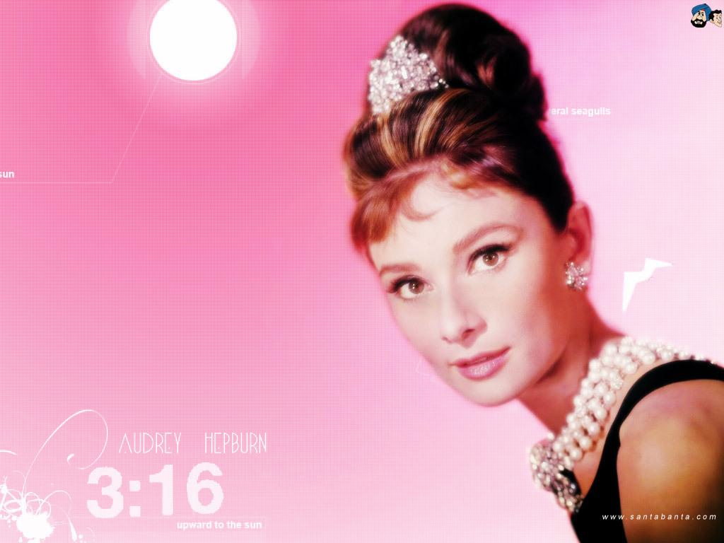 Audrey   Audrey Hepburn Wallpaper 14651298 1024x768