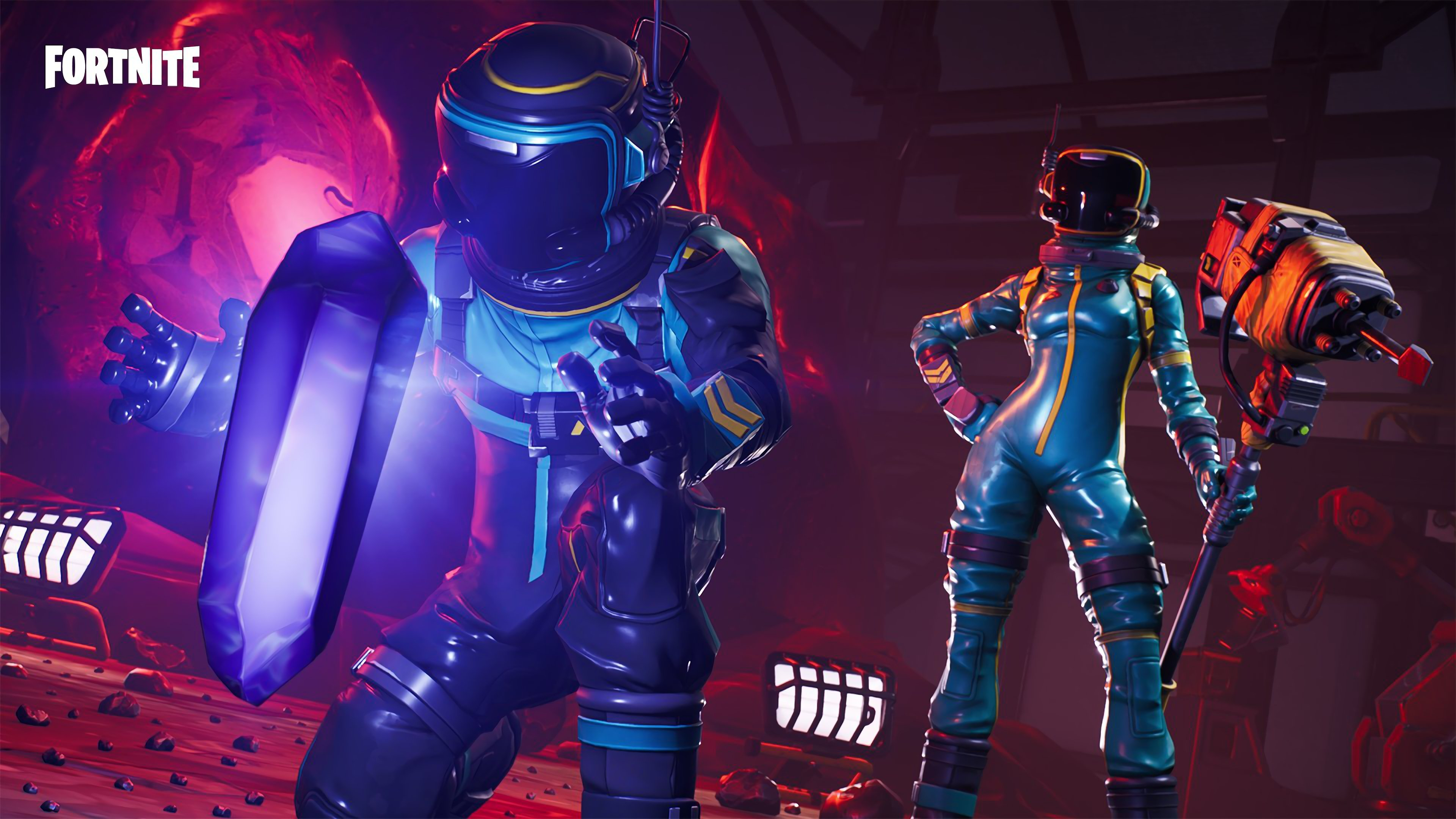 Fortnite background 58 3840x2160