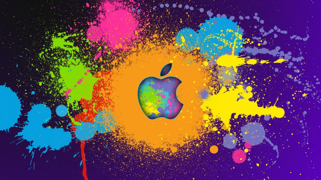 Download Cool Apple HD Wallpapers pictures in high definition or 1024x576