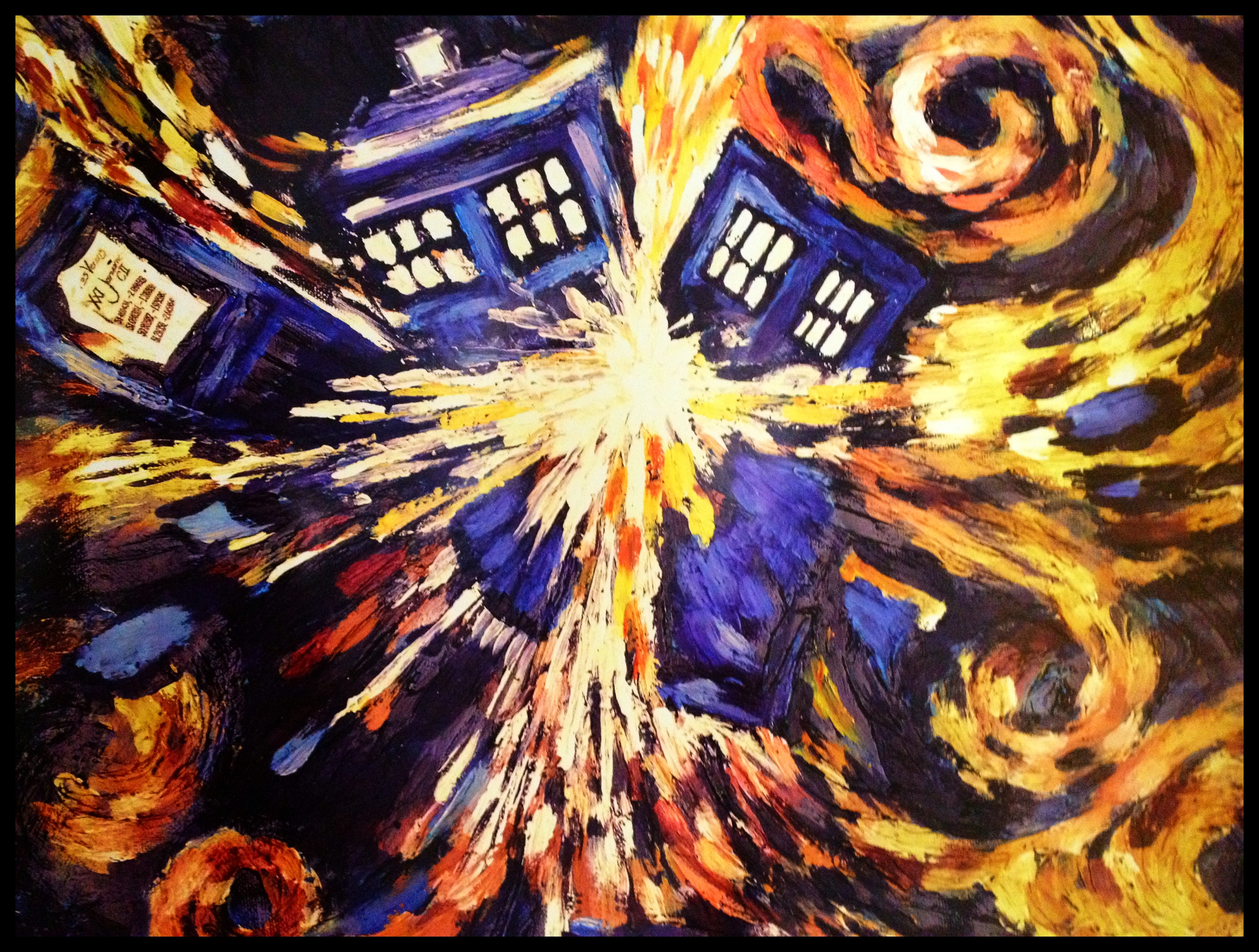 Image search Vincent Van Gogh Doctor Who 3346x2530