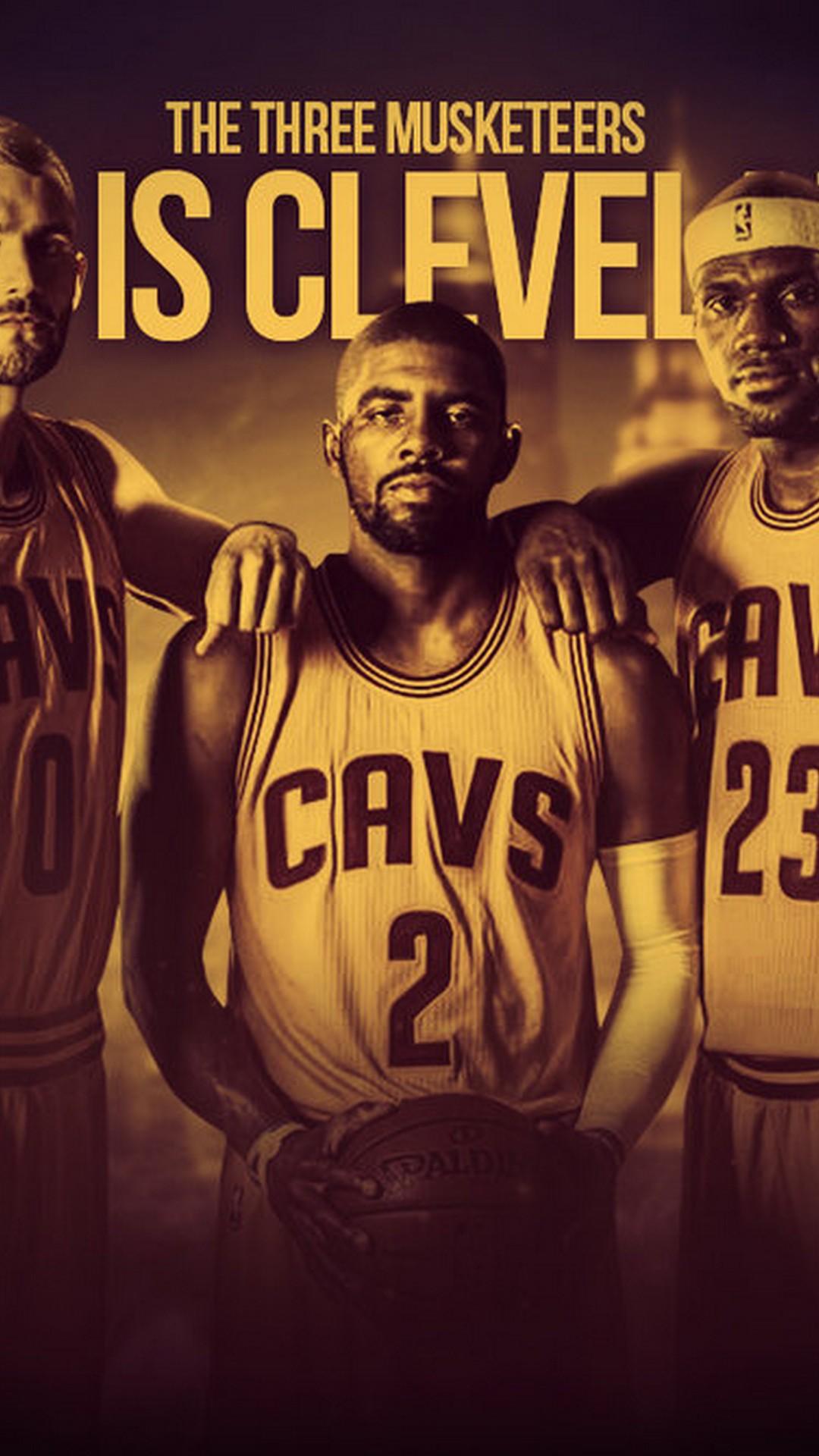 Cleveland Cavaliers NBA Mobile Wallpaper HD 2020 Basketball 1080x1920