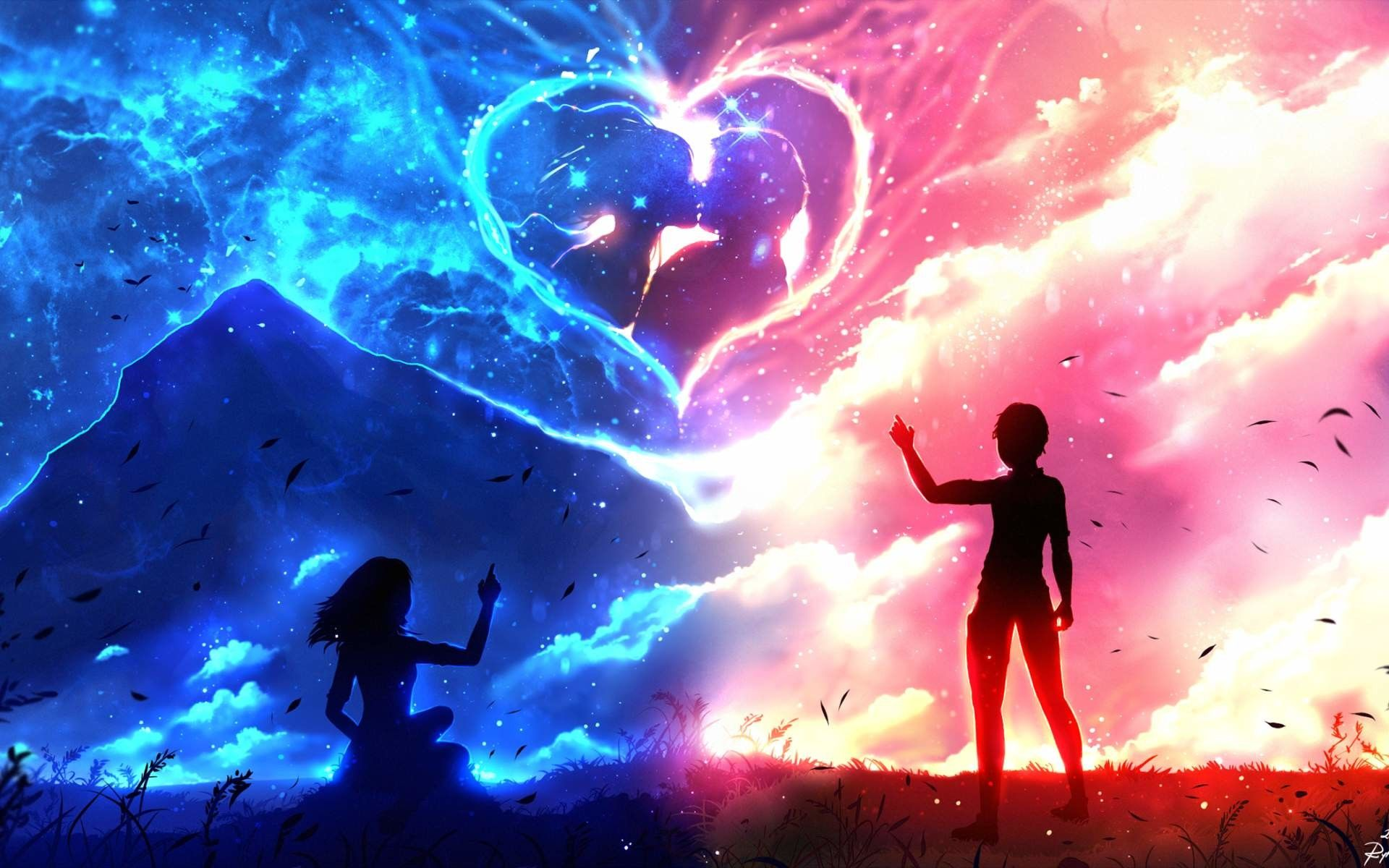 Anime Love Wallpapers   Top Anime Love Backgrounds 1920x1200