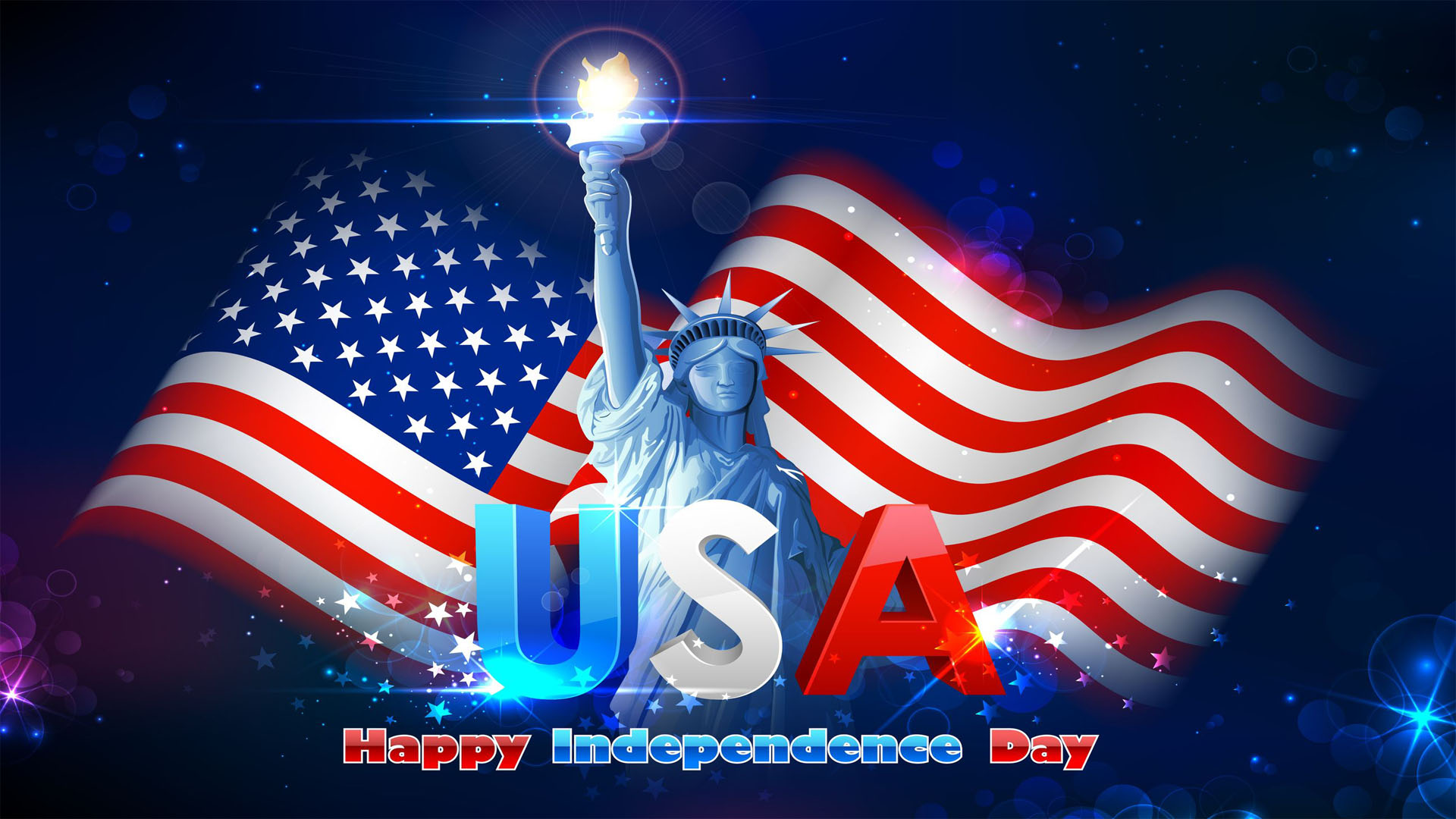 Fourth July USA Independence Day HD Wallpaper   Stylish HD Wallpapers 1920x1080