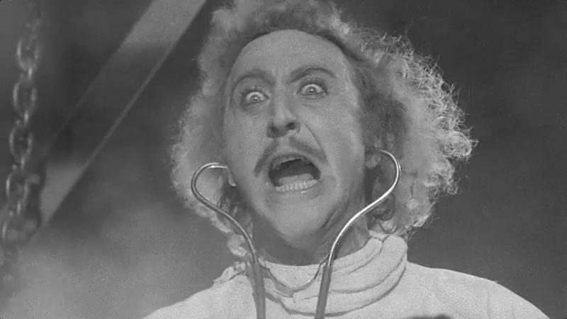 Gene Wilder Young Frankenstein Wallpaper Youngfrankensteinpng 800x450