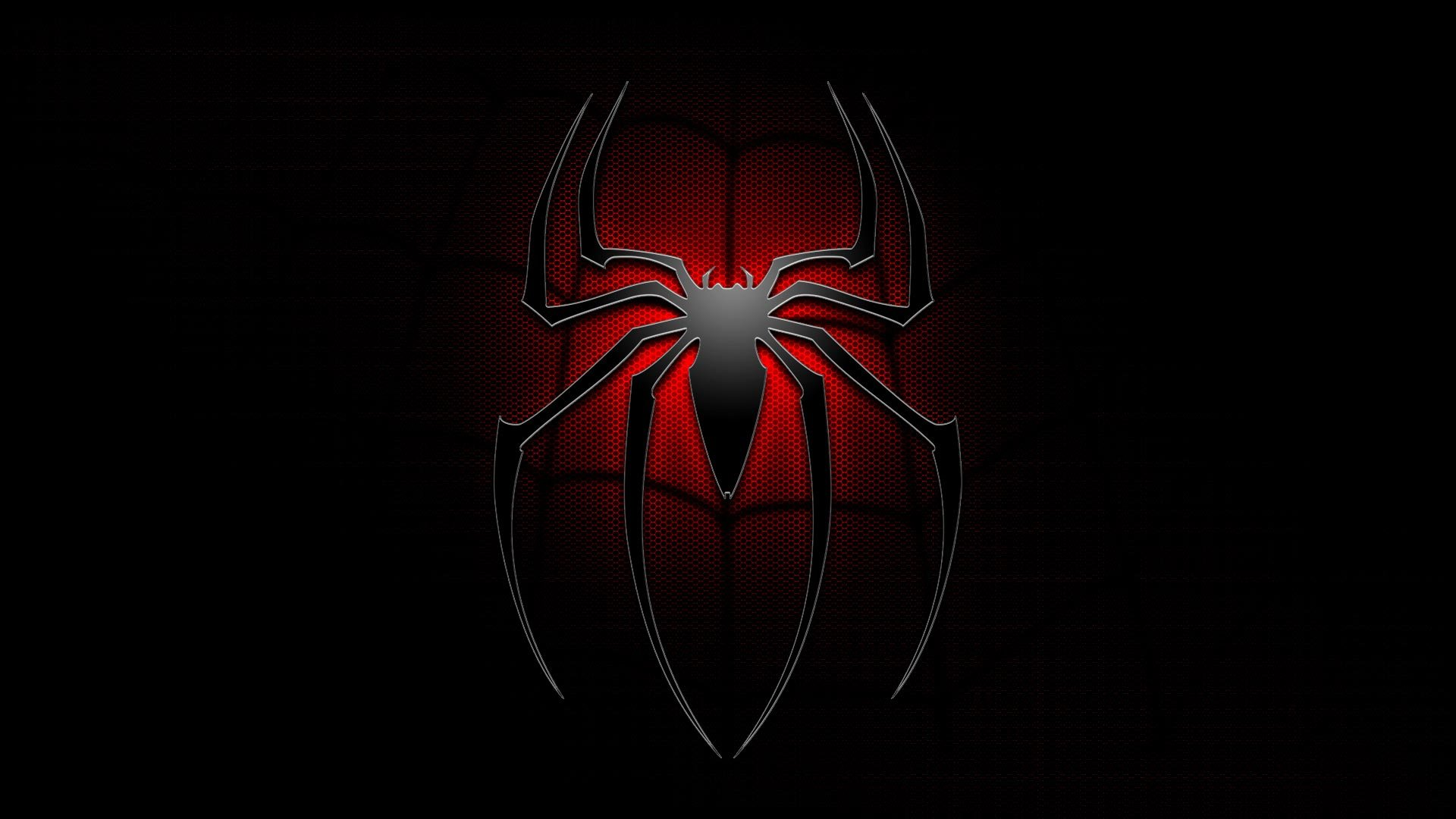 Download Spiderman Logo HD Wallpaper 6518 Full Size 1920x1080