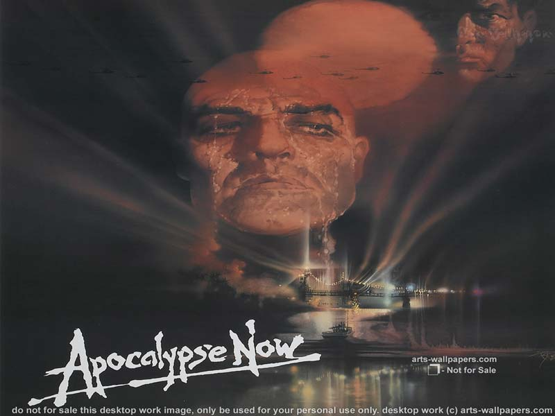 Apocalypse Now Wallpaper Poster War Movie Wallpapers 800x600