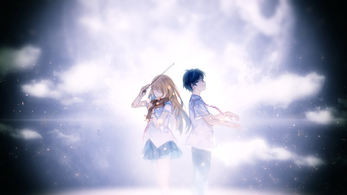 Free Download Your Lie In April Wallpaper By Etrnlpanda 1191x670