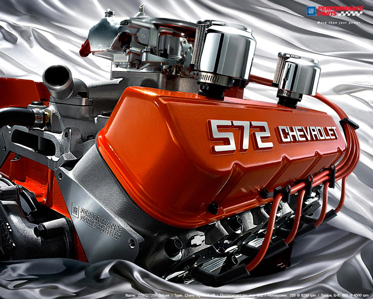 Powerful Engines Wallpapers chevrolet 572 wallpaper 1280x1024