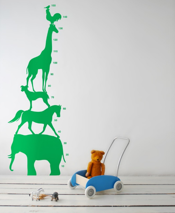 17 Cool And Creative Kids Room Wallpaper Ideas Home Design And 600x733