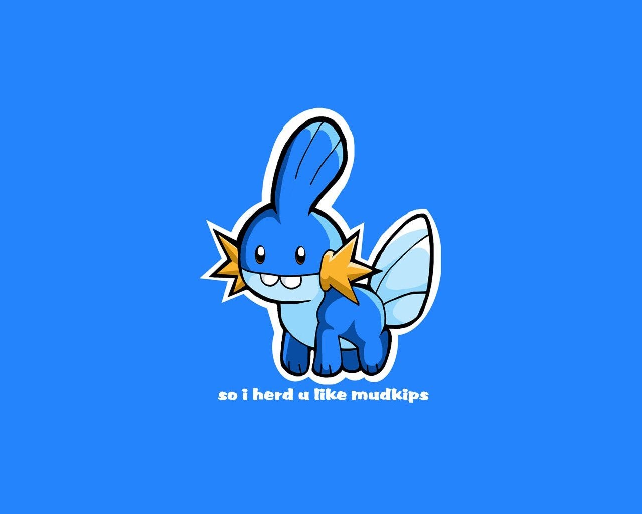 34 Mudkip Pokmon HD Wallpapers Background Images   Wallpaper 1280x1024