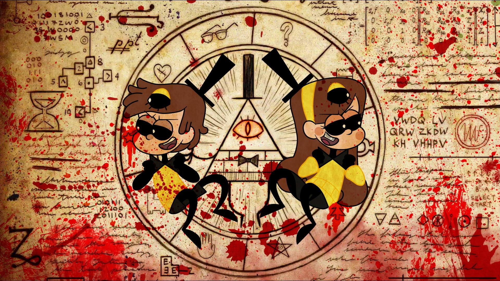 Human Bill Cipher Wallpaper 63 images 1920x1080