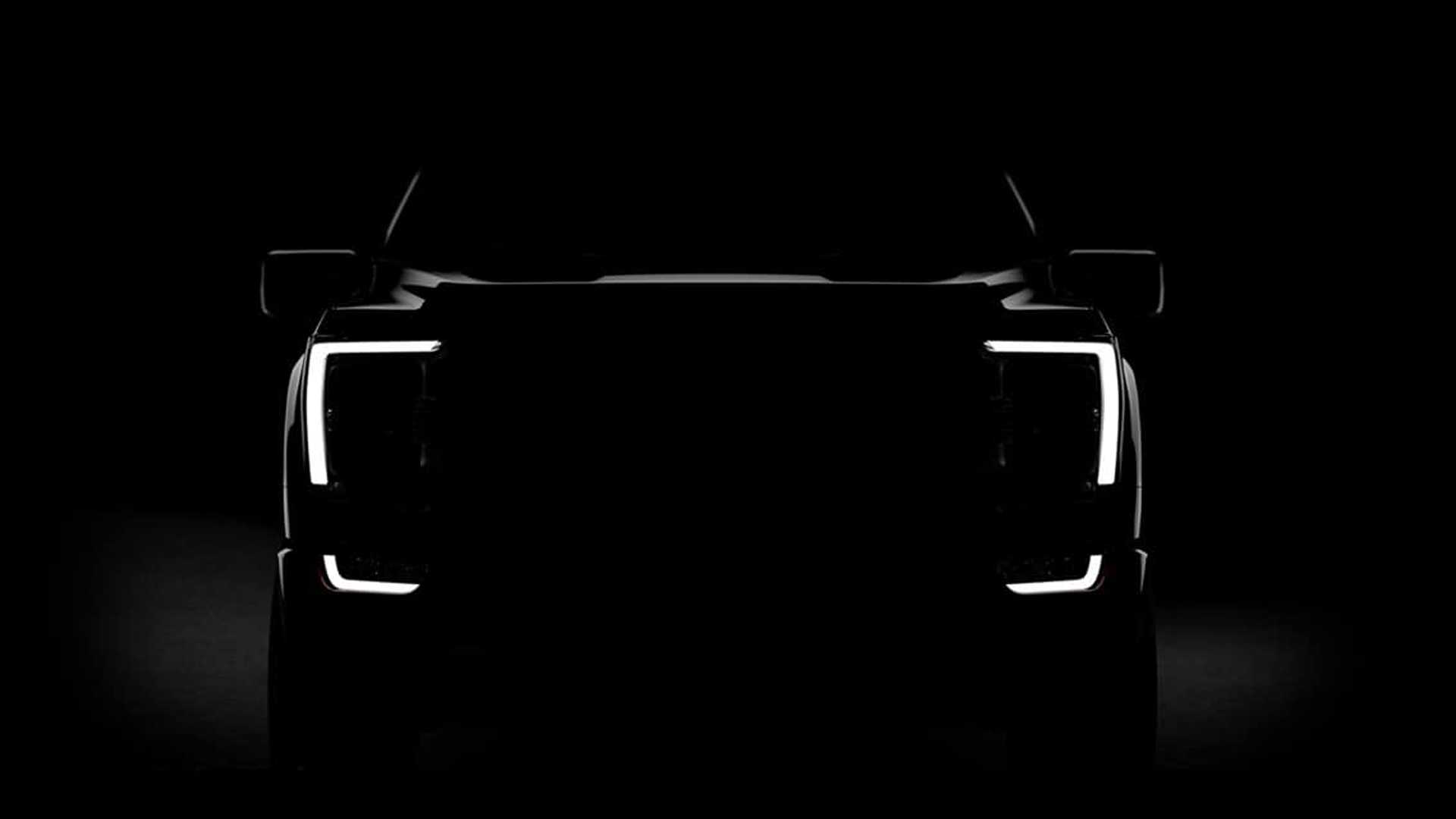 2021 Ford F 150 Teaser Lights The Way For June 25 Reveal 1920x1080