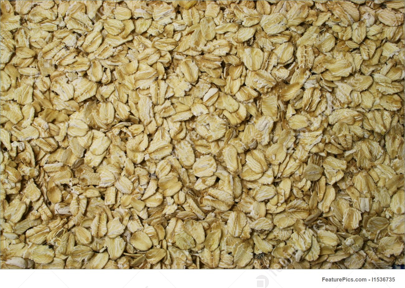 Dry Oatmeal Background Stock Image I1536735 at FeaturePics 1300x926