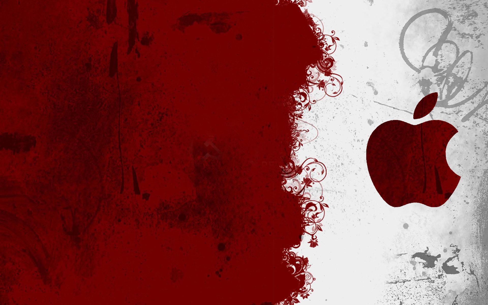 wallpapers mac desktop cool wallpaper revolution red abstract 1920x1200