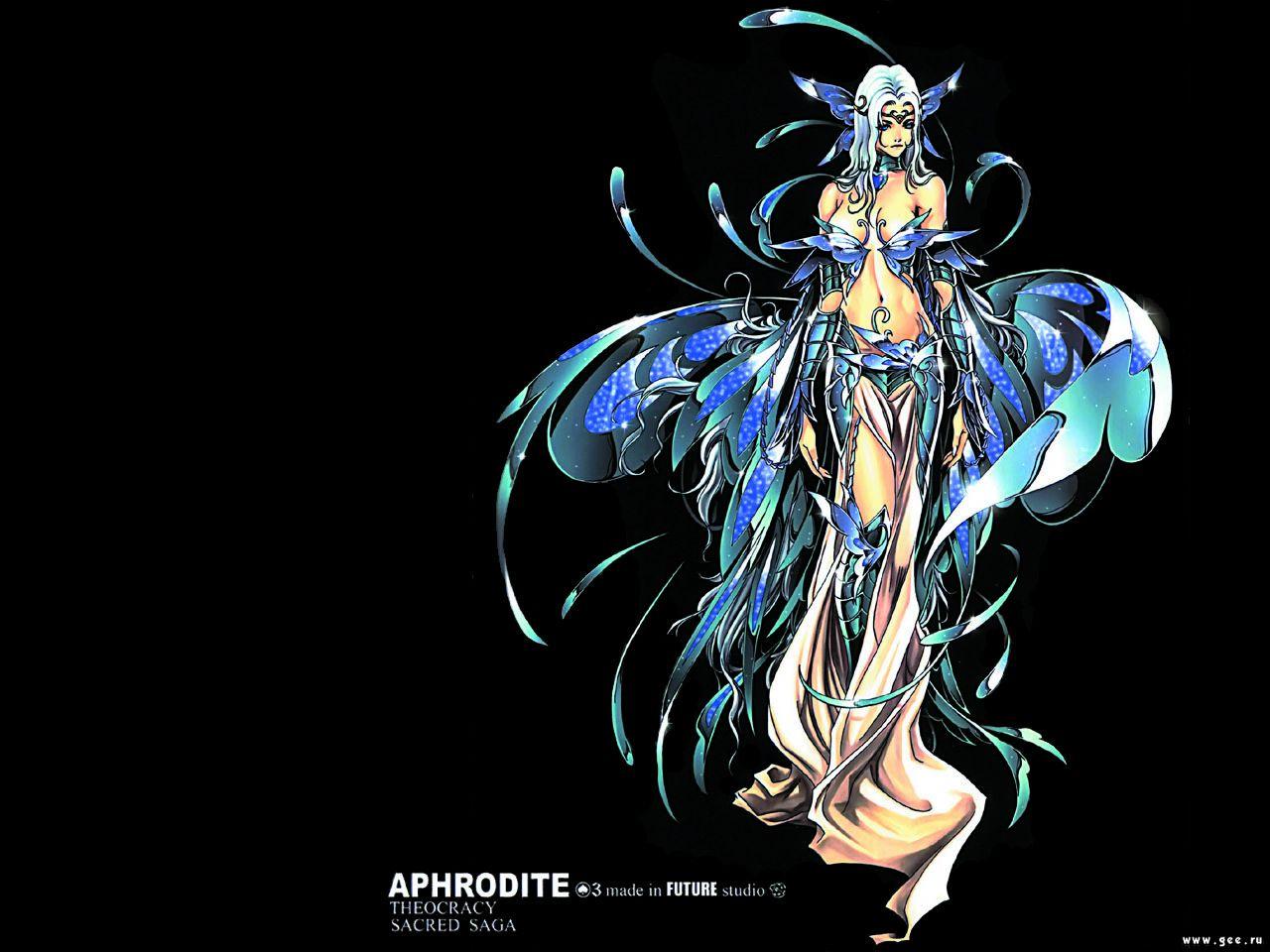 Wallpaper aphrodite Manga fond dcran aphrodite Manga 1280x960