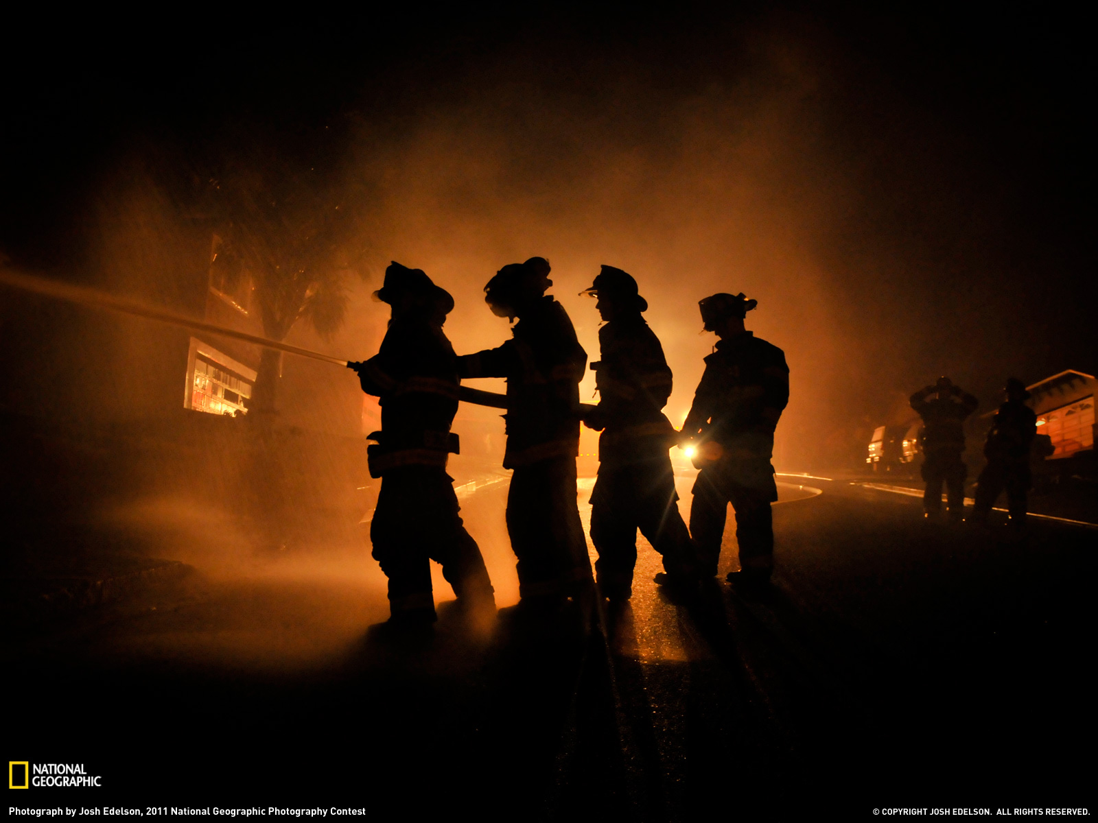16 Firefighter HD Wallpapers Backgrounds 1600x1200