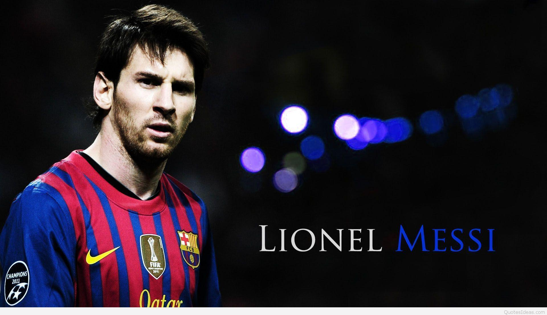 Lionel Messi Wallpapers 2016 1920x1107