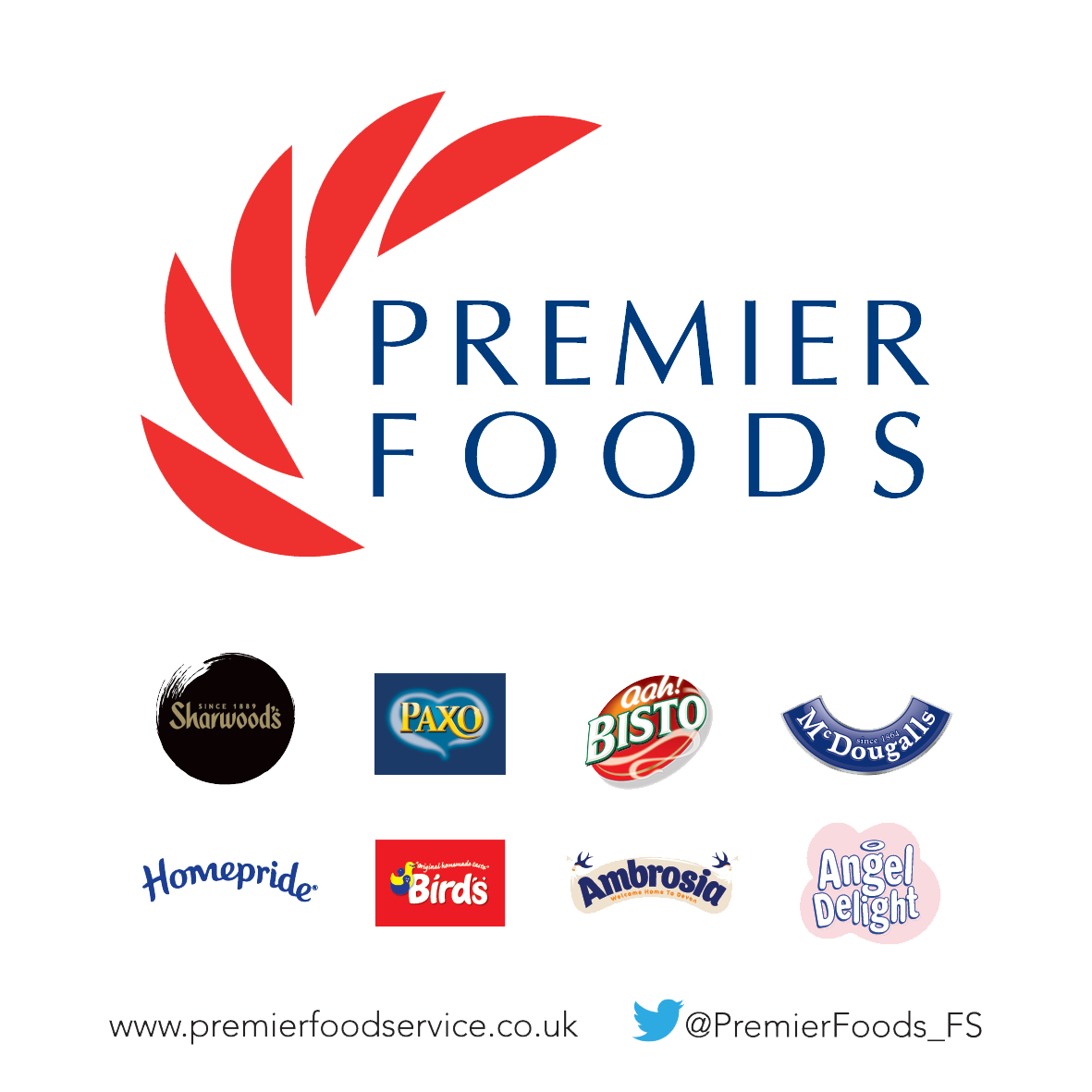 Premier Foodservice Logo FINAL no background   plate2planet 1181x1181