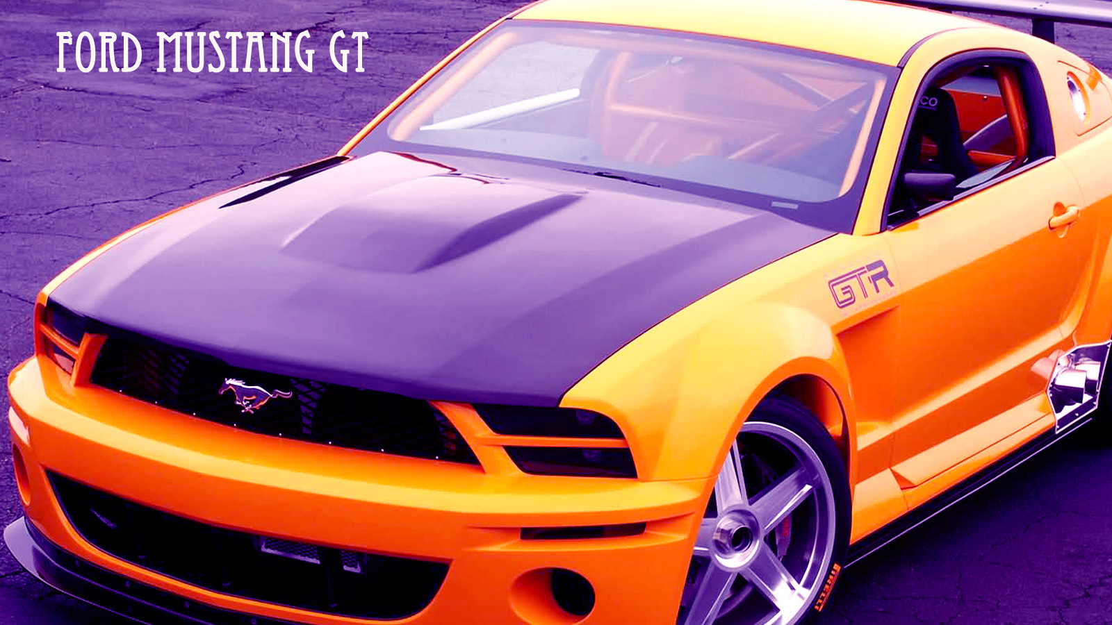 Ford Mustang GT Ford Wallpaper Mustang GT Ford Mustang GT Wallpaper 1600x900