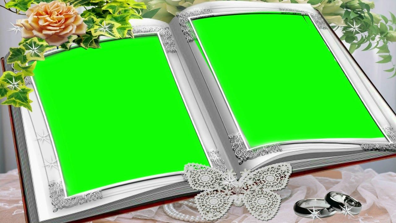 Free Download Wedding Video Background Green Screen Photo