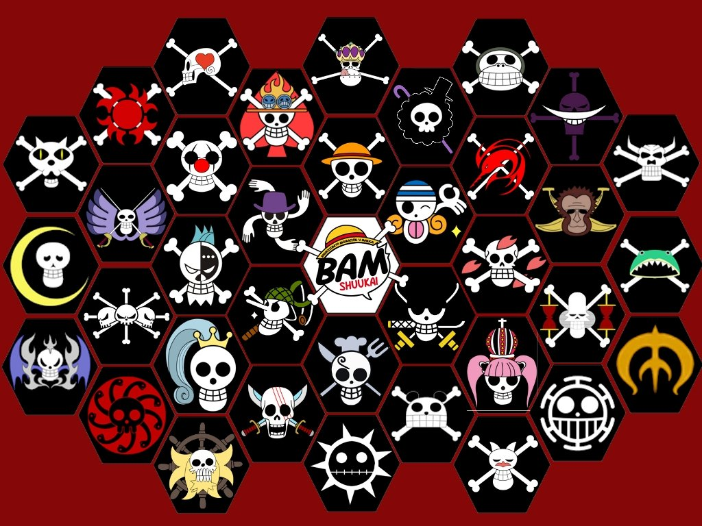 Jolly Roger OP by jamax 1024x768