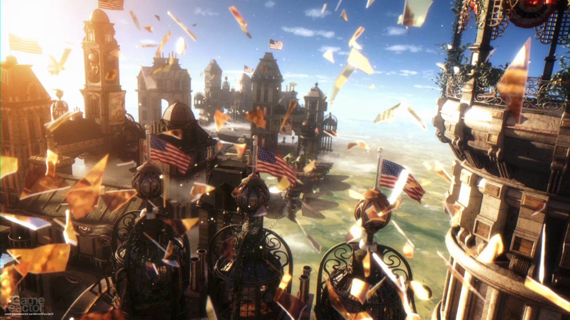 180 Bioshock Infinite HD Wallpapers   Backgrounds - Wallpaper Abyss