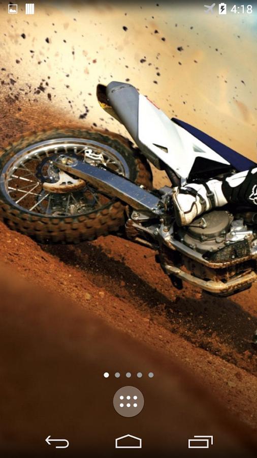Motocross 4k live wallpaper 506x900