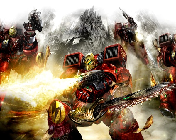 40k The Last Heretic 6th ed Blood Angels Codex Review Troops 600x475
