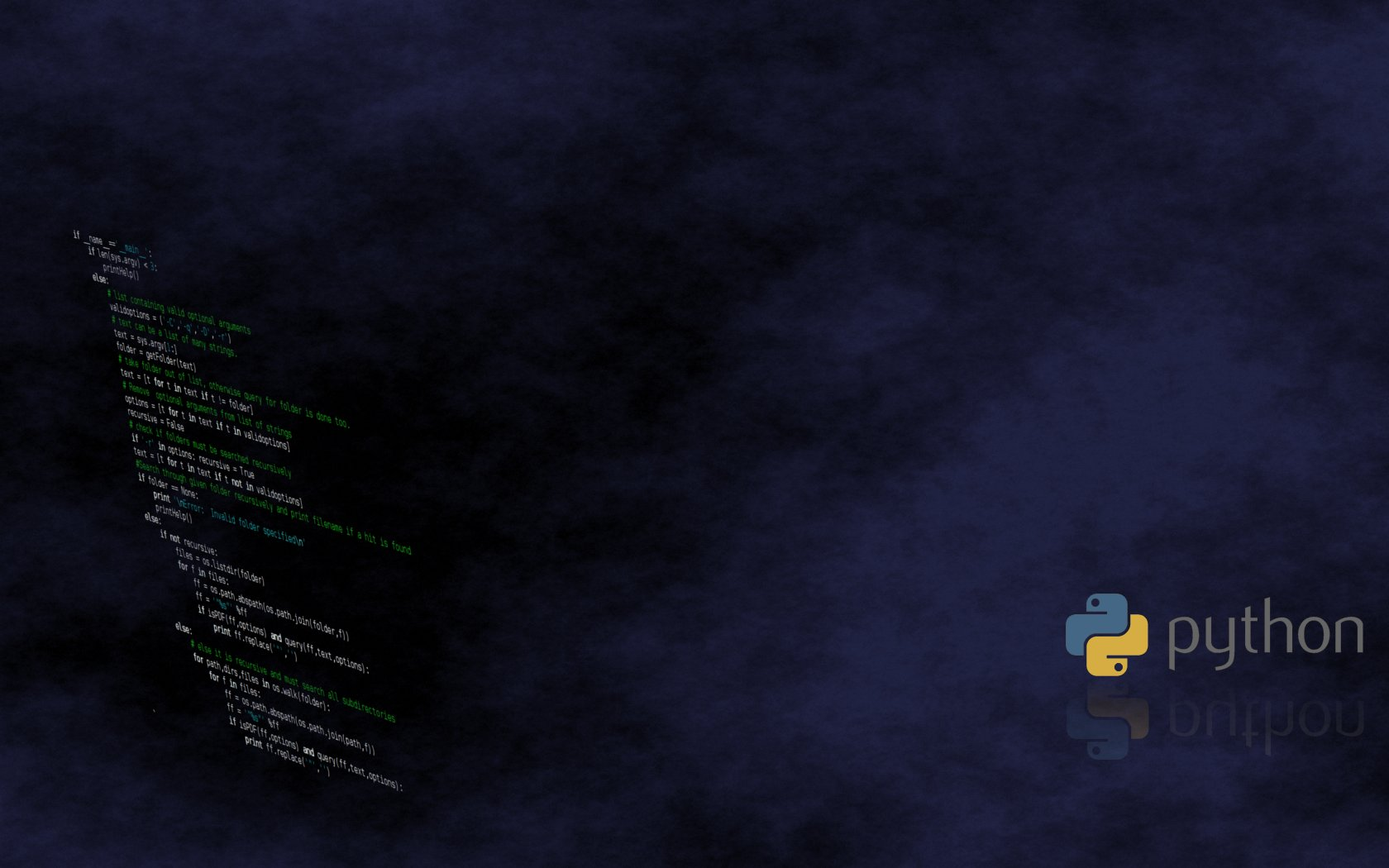 Python   Programming Wallpaper 35141649 1680x1050