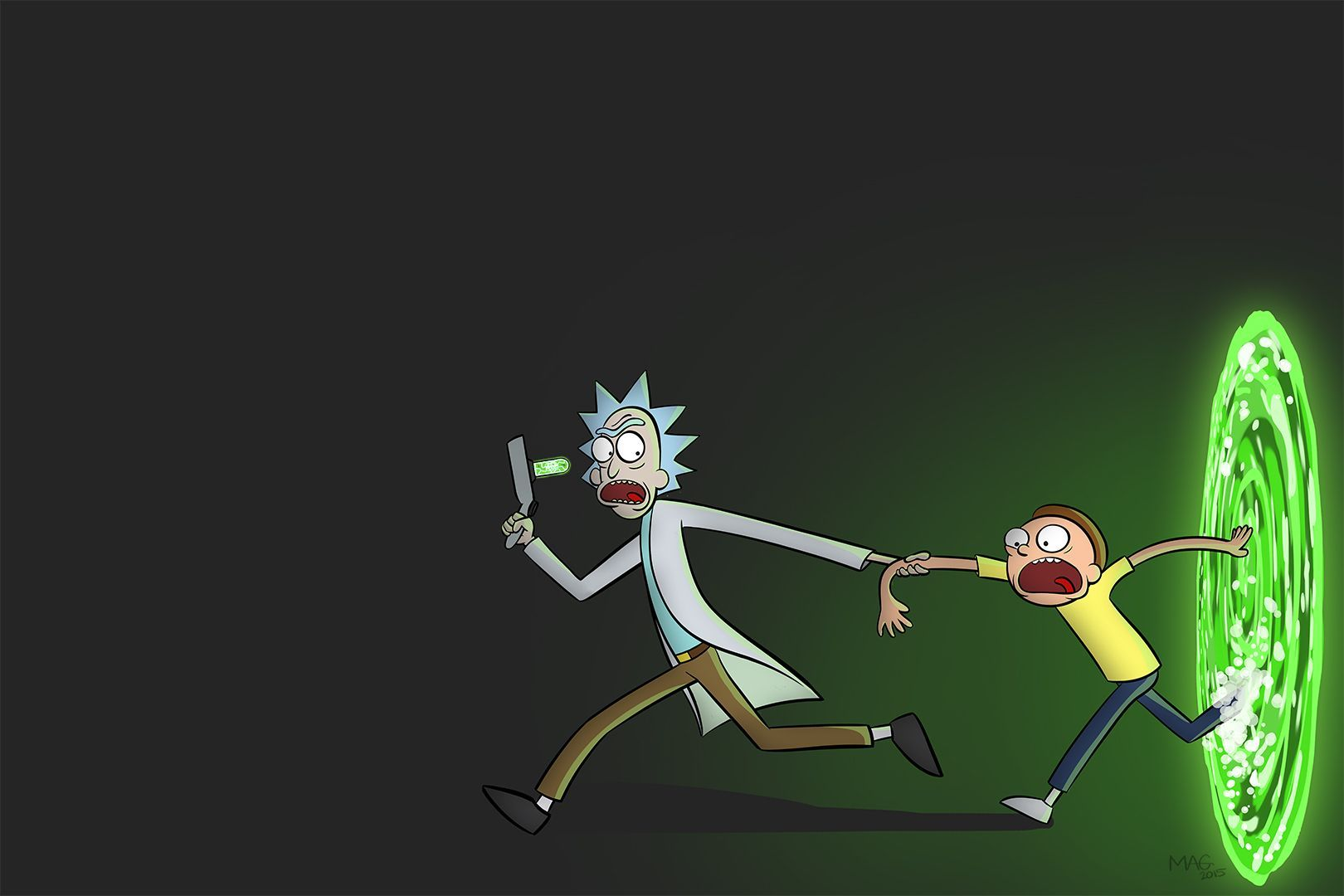 Rick and Morty HD Wallpapers   Top Rick and Morty HD 1620x1080