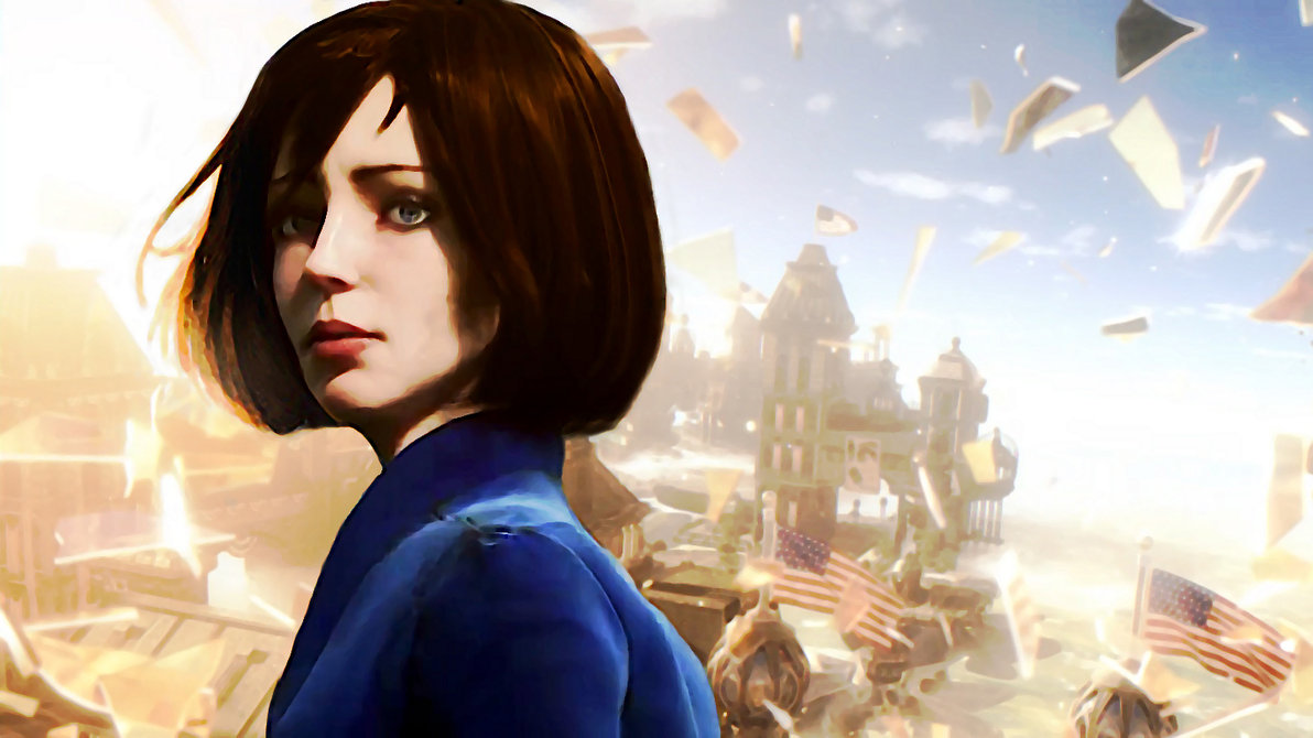 elizabeth bioshock infinite wallpapers - photo #2