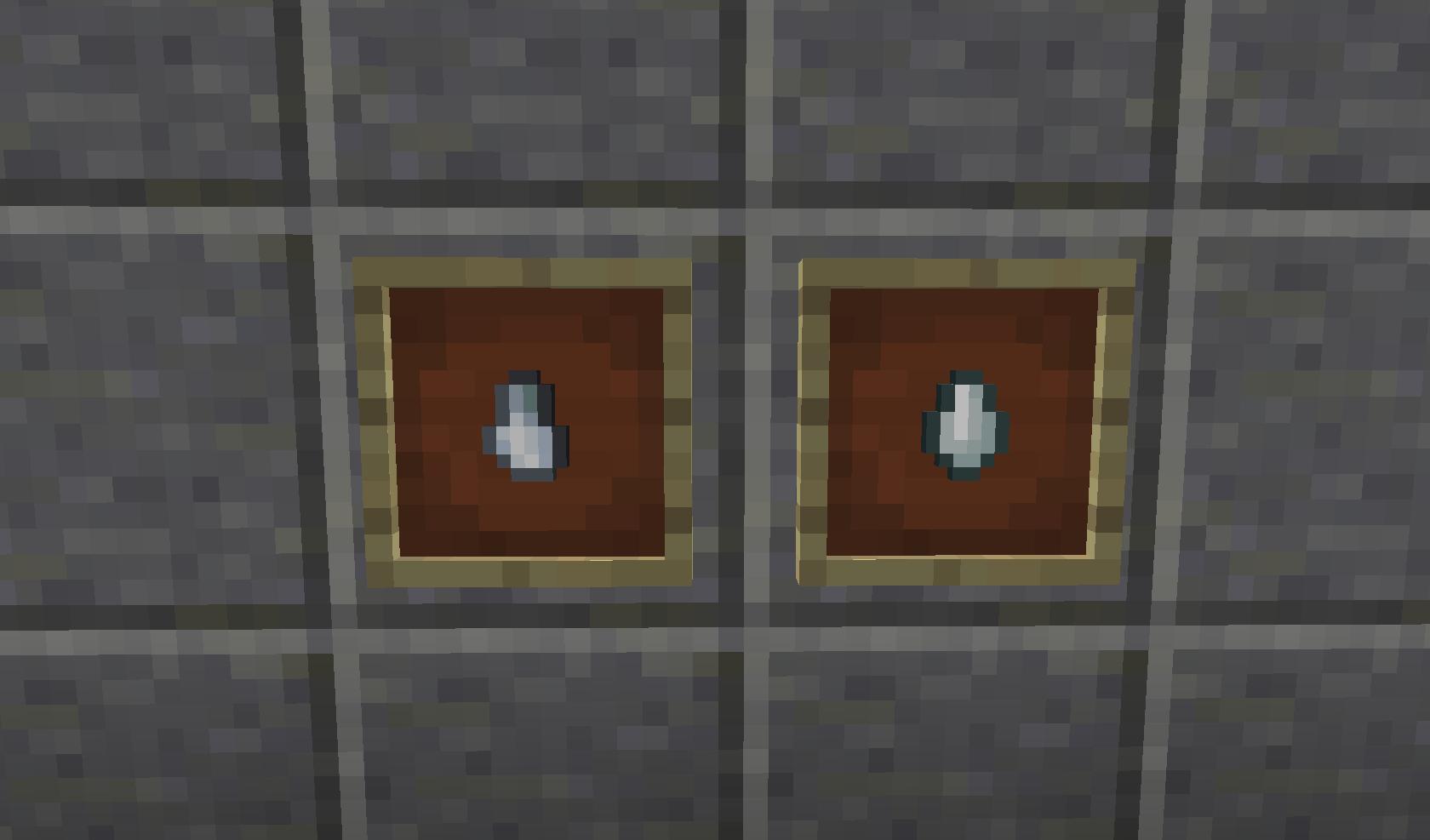 Iron Nuggets VERSUS Ghast Tear Minecraft 1680x987