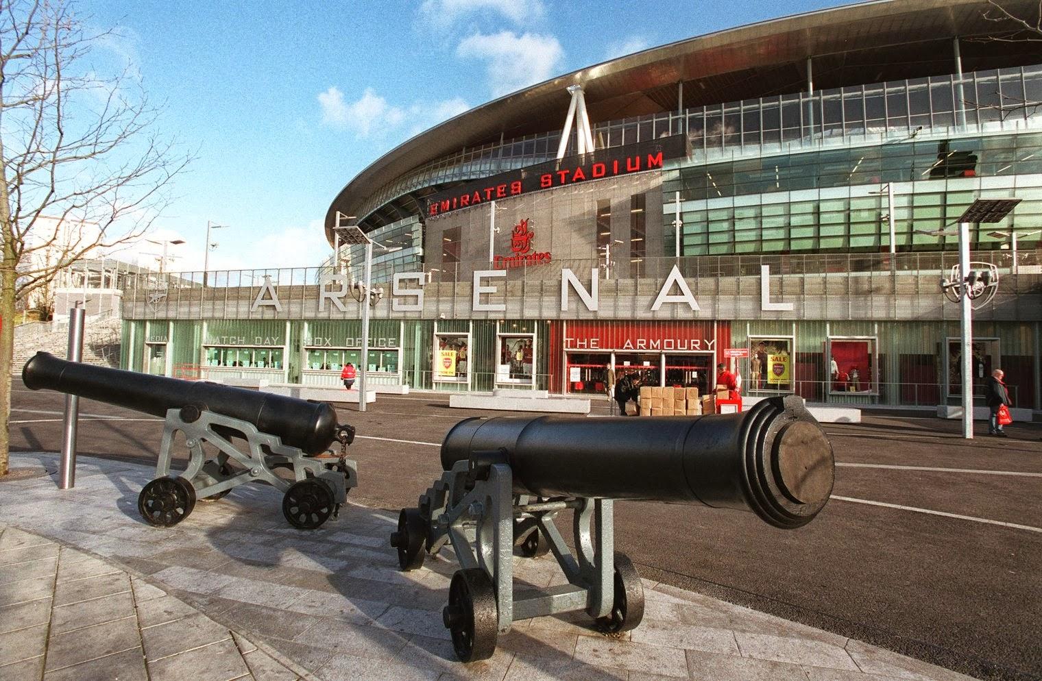 Arsenal Stadium HD Wallpapers Download Wallpaper 1520x994